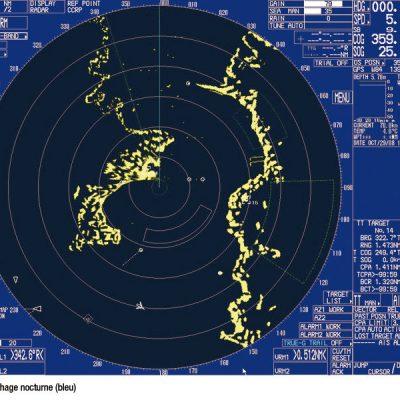 ARPA Radar De Punteo Automático