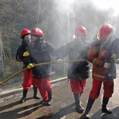 Actualización Avanzado En Lucha Contra Incendios