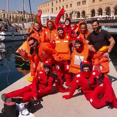 Actualización Formación Básica En Seguridad Marítima