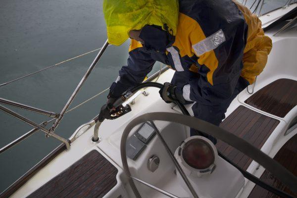 marinero de puente