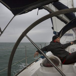 Prácticas Capitán De Yate